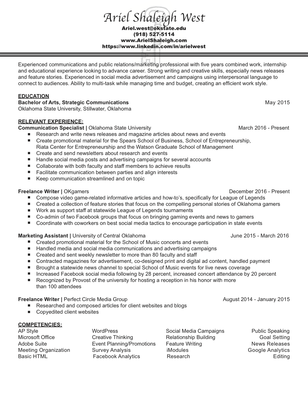 Examples Of Resumes Cover Letter Template For A Good Resume Accounting  Resume Sample This Article Accounting